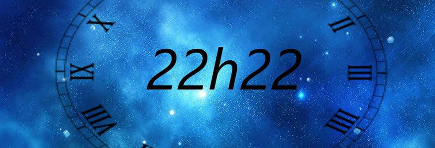 heure miroir 22h22
